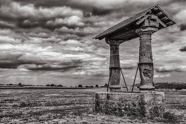 Wall Art - Photograph - The Roman Well by Rabiri Us
