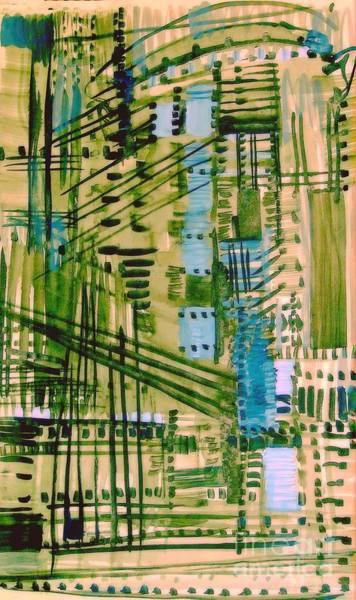 Wall Art - Digital Art - The San Antonio Riverwalk by Nancy Kane Chapman
