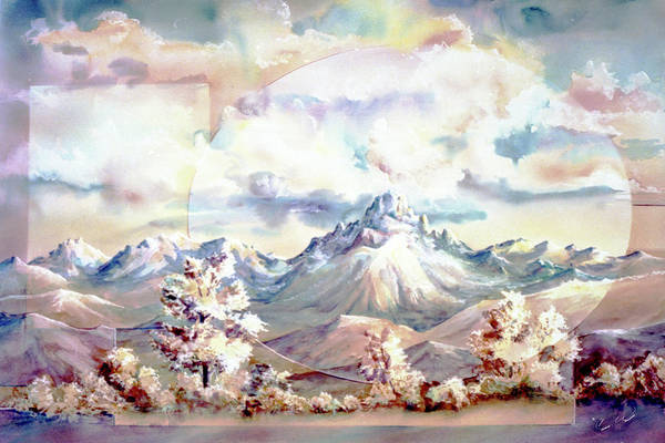 Painting - The San Juans by Connie Williams