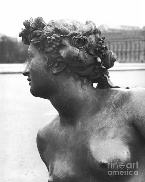 Wall Art - Sculpture - The Saone River From The Parterre D'eau In The Gardens, 1685, Detail, Bronze by Jean Baptiste I Tuby