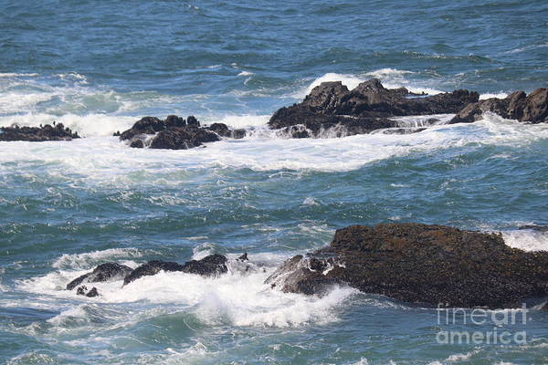 Photograph - The Seascape by Cynthia Mask