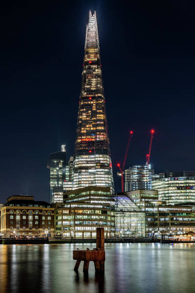 Photograph - The Shard by Framing Places