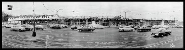 Wall Art - Photograph - The Shops At Queens Chillum Shopping by Fred Schutz Collection