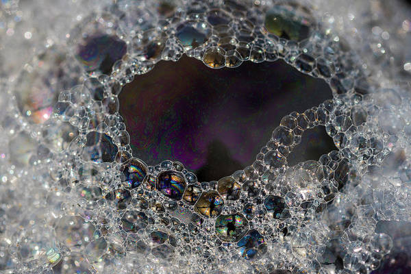 Photograph - The Skin Of The Sea by Robert Potts