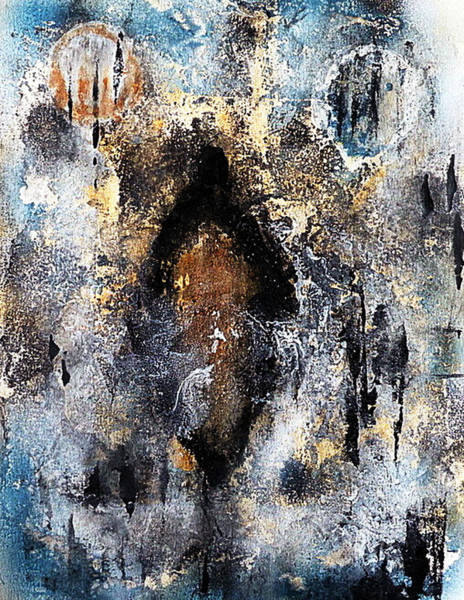Painting - The Sojourner  by 'REA' Gallery