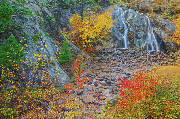 Helen Hunt Falls Photograph - The Soul Says Things We Can't Hear, But Feel. by Bijan Pirnia