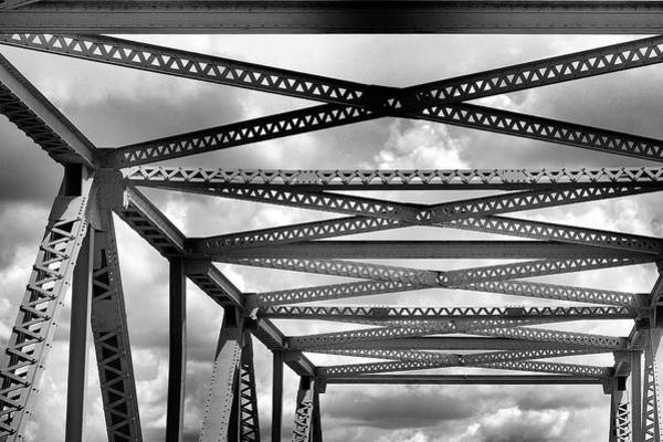 Photograph - The Span by Perry Correll