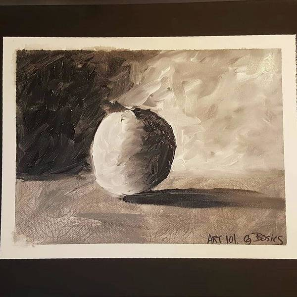 Painting - The Sphere           31 by Cheryl Nancy Ann Gordon
