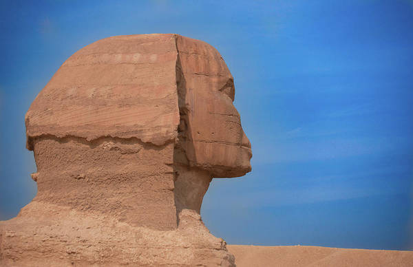 Photograph - The Sphinx by Karen Rispin