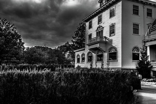 Photograph - The Stanley Hotel by James L Bartlett