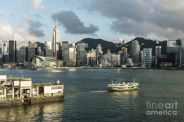 Photograph - The Star Of Hong Kong by Didier Marti