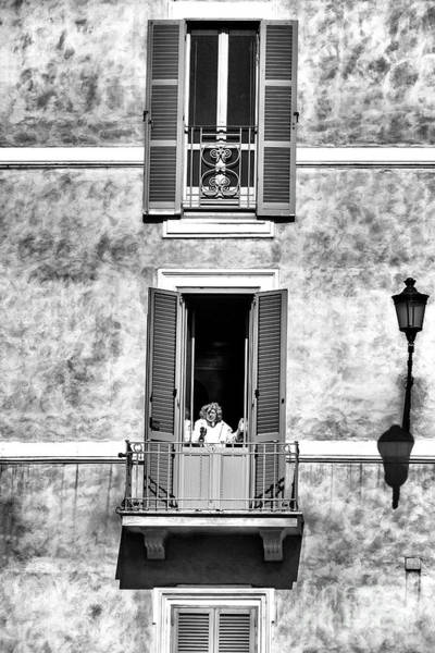 Photograph - The Starlet Appears In Rome by John Rizzuto