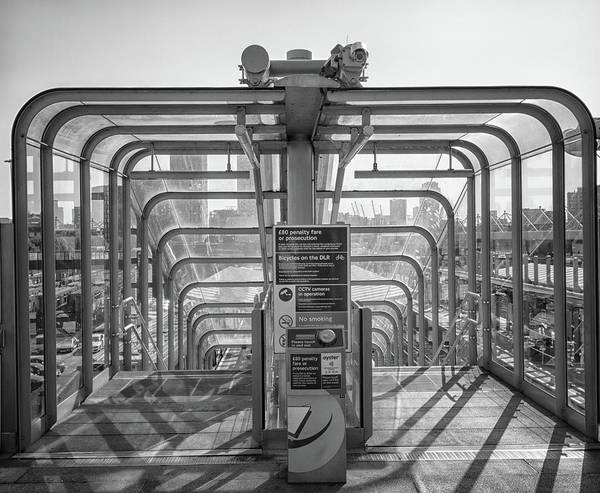 Wall Art - Photograph - The Station by Martin Newman