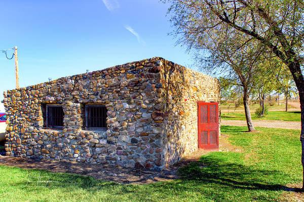 Photograph - The Stone Jailhouse by Jim Thompson