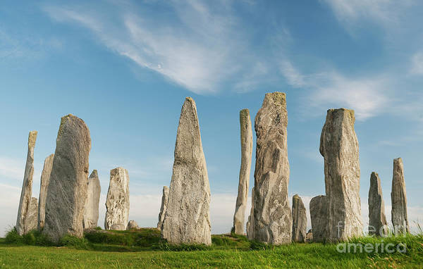 Photograph - The Stones At Callanish  by Tim Gainey