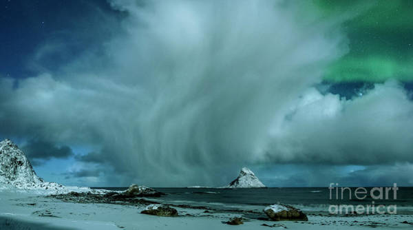 Wall Art - Photograph - The Storm I by Frank Olsen