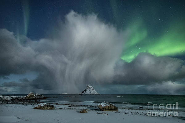 Wall Art - Photograph - The Storm II by Frank Olsen