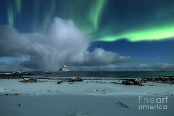 Wall Art - Photograph - The Storm IIi by Frank Olsen