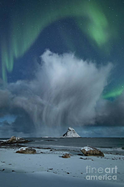 Wall Art - Photograph - The Storm Iv by Frank Olsen