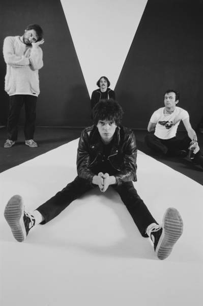 New Wave Music Photograph - The Stranglers by Fin Costello