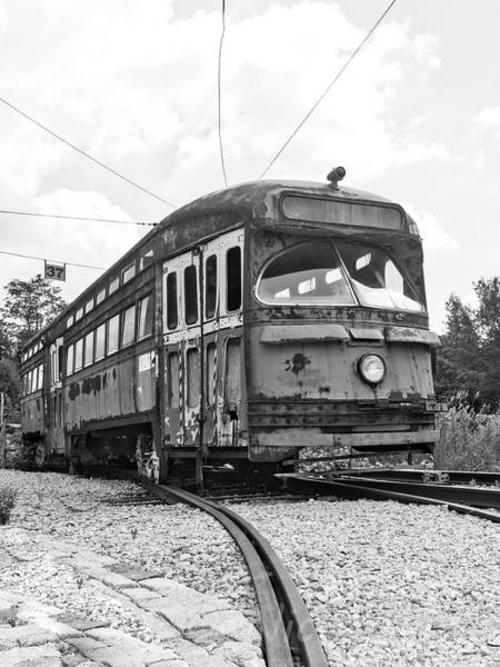 Photograph - The Streetcar by Nick Mares
