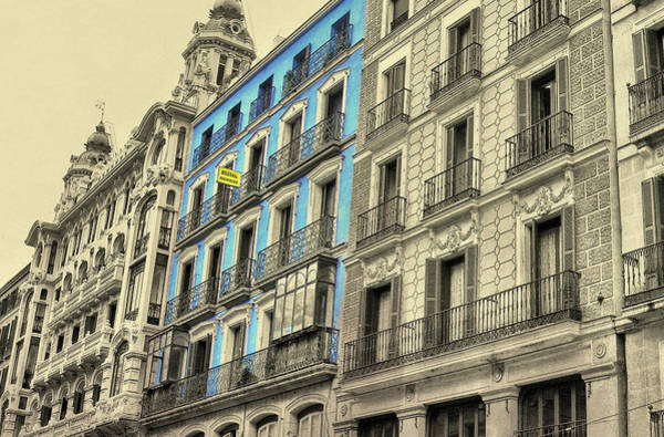 Photograph - The Streets Of Toledo by JAMART Photography