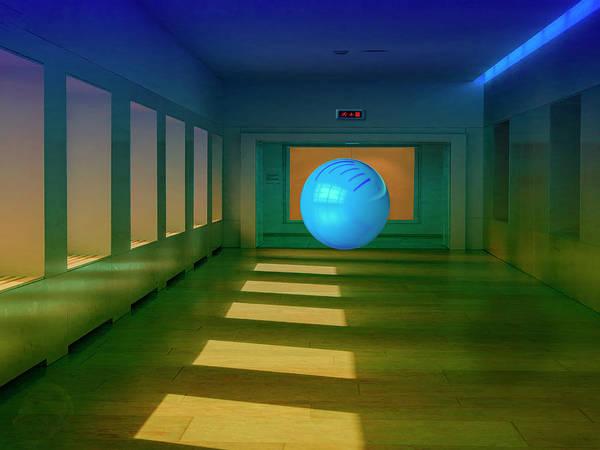Photograph - The Sunset Ballroom by Paul Wear