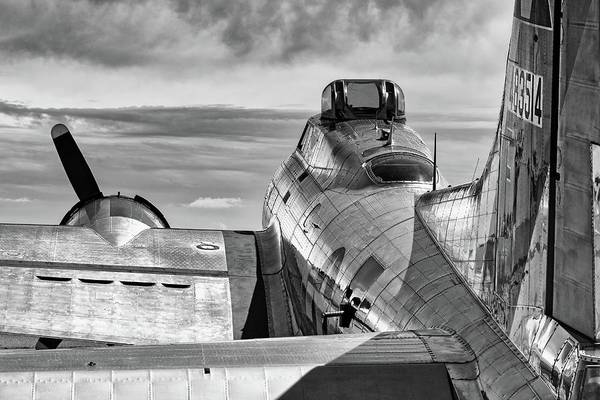 Photograph - The Tail Of Sentimental Journey by Chris Buff