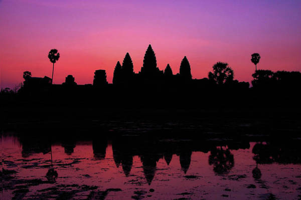 Indonesian Culture Photograph - The Temples Of Angkor by Denise Leong