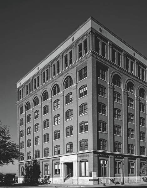 Wall Art - Photograph - The Texas School Book Depository by Mountain Dreams