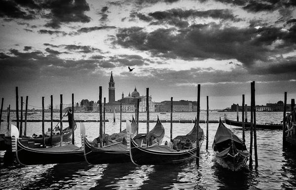 Photograph - The Tones Of Venice by Mary Buck