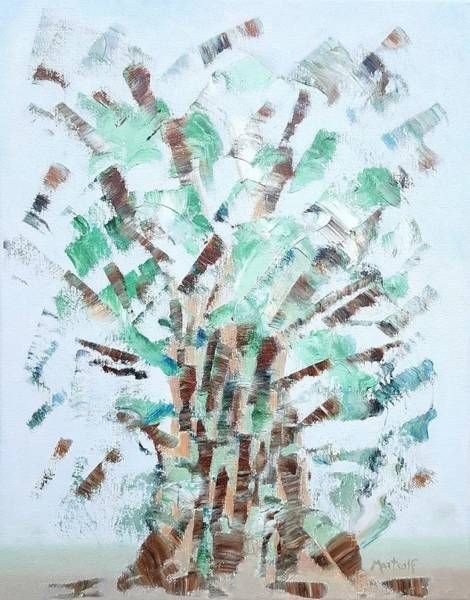 Painting - The Tree Of Life by Dave Martsolf