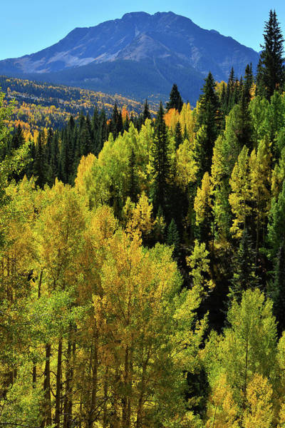 Photograph - The Trip To Durango In Fall by Ray Mathis