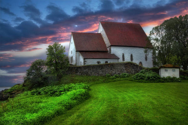 Wall Art - Photograph - The Trondenes Church by Debra and Dave Vanderlaan