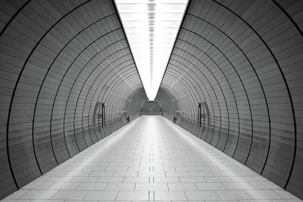 Photograph - The Tube by Raphael Schneider