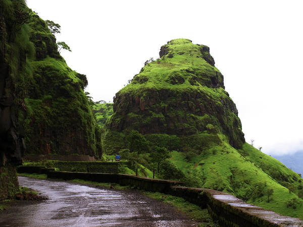 India Photograph - The Twisty Road by Ravi Gogte, Pune, India