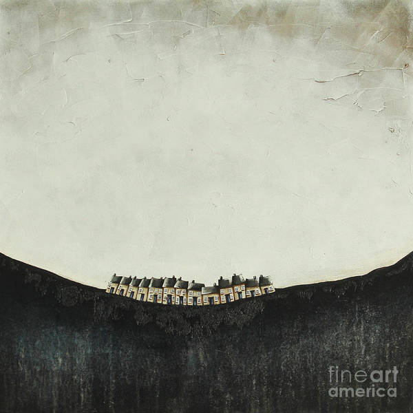 Wall Art - Painting - The Valley by Lucia Stewart