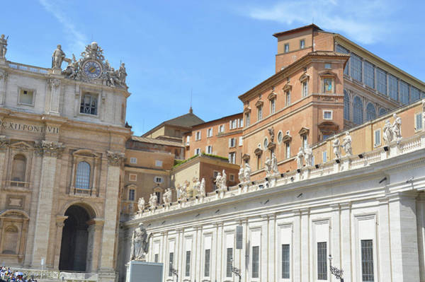 Photograph - The Vatican by JAMART Photography