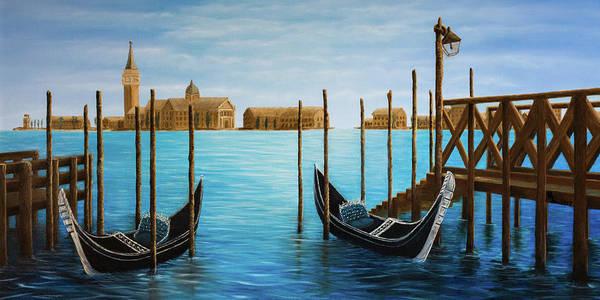 Painting - The Venetian Phoenix by Renee Logan
