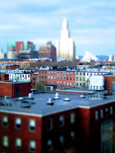 Outdoors Photograph - The View Brooklyn by Angela Martini