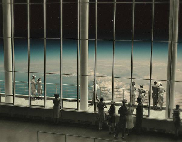 Wall Art - Digital Art - The View II by Fran Rodriguez