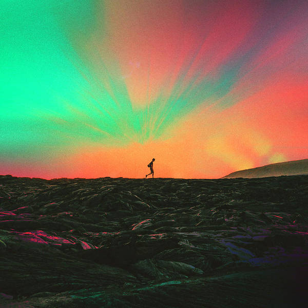 Wall Art - Digital Art - The Wanderer by Fran Rodriguez