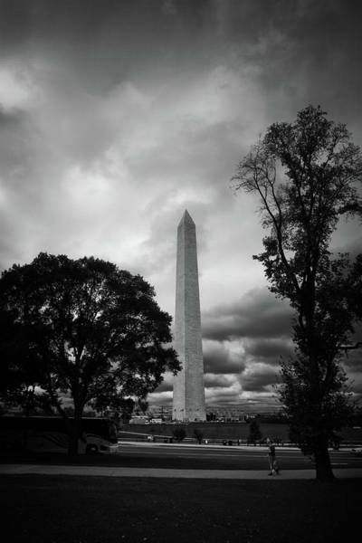 Photograph - The Washington Monument by George Taylor