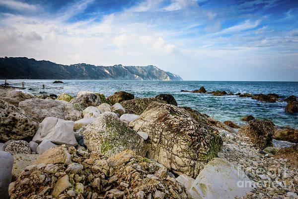Photograph - The Winter Sea #1 by Arnaldo Tarsetti
