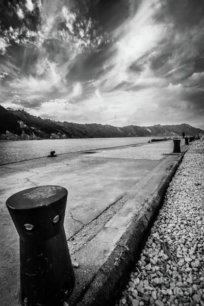 Photograph - The Winter Sea #3 by Arnaldo Tarsetti