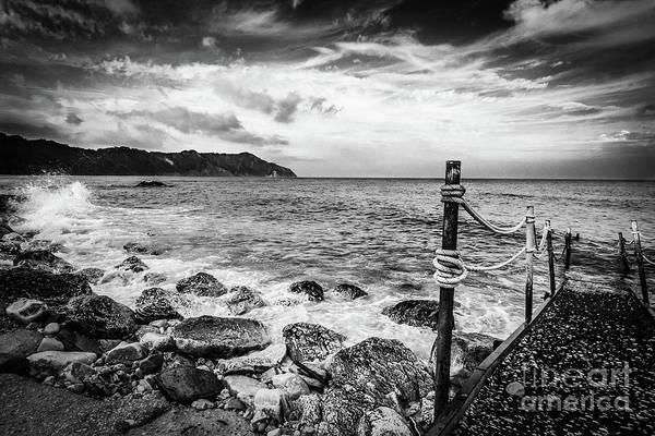 Photograph - The Winter Sea #4 by Arnaldo Tarsetti