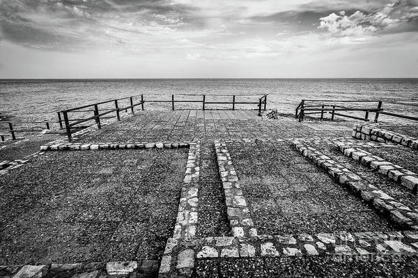 Photograph - The Winter Sea #5 by Arnaldo Tarsetti