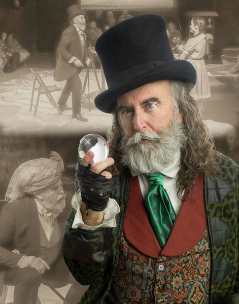 Photograph - the Wizard by Alan D Smith