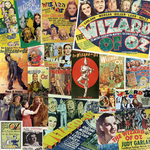 Photograph - The Wizard Of Oz by Andrew Fare