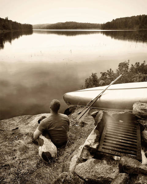 Bwcaw Photograph - The World At Peace by Jayson Tuntland